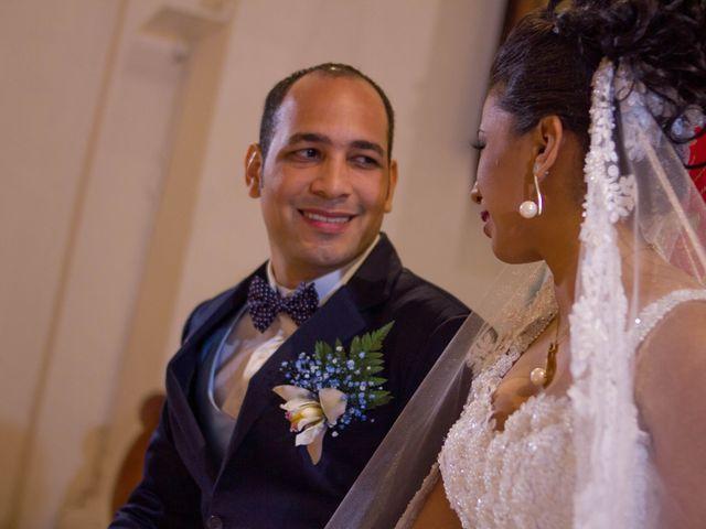 El matrimonio de Álvaro y Laura en Cartagena, Bolívar 19