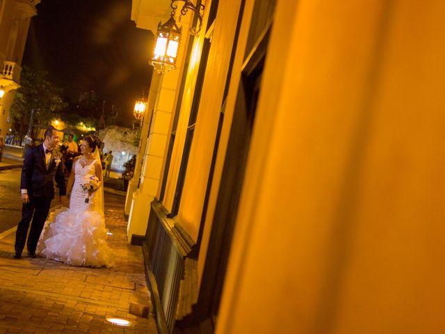 El matrimonio de Álvaro y Laura en Cartagena, Bolívar 20