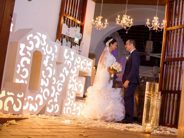 El matrimonio de Álvaro y Laura en Cartagena, Bolívar 21