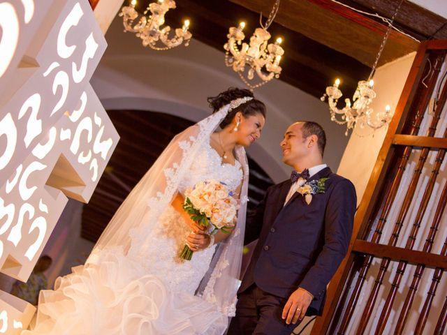 El matrimonio de Álvaro y Laura en Cartagena, Bolívar 22