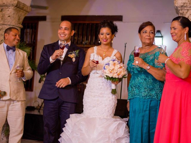 El matrimonio de Álvaro y Laura en Cartagena, Bolívar 28