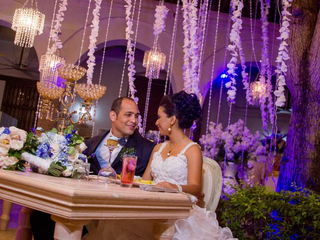 El matrimonio de Álvaro y Laura en Cartagena, Bolívar 29