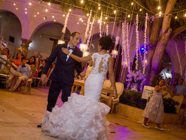 El matrimonio de Álvaro y Laura en Cartagena, Bolívar 32