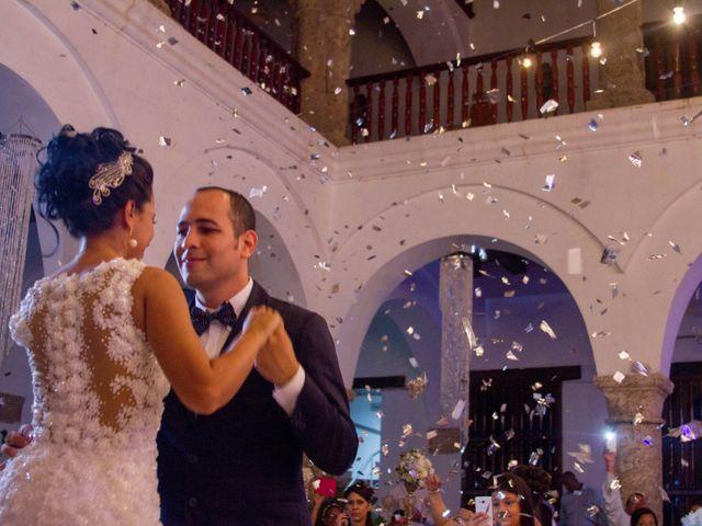 El matrimonio de Álvaro y Laura en Cartagena, Bolívar 33