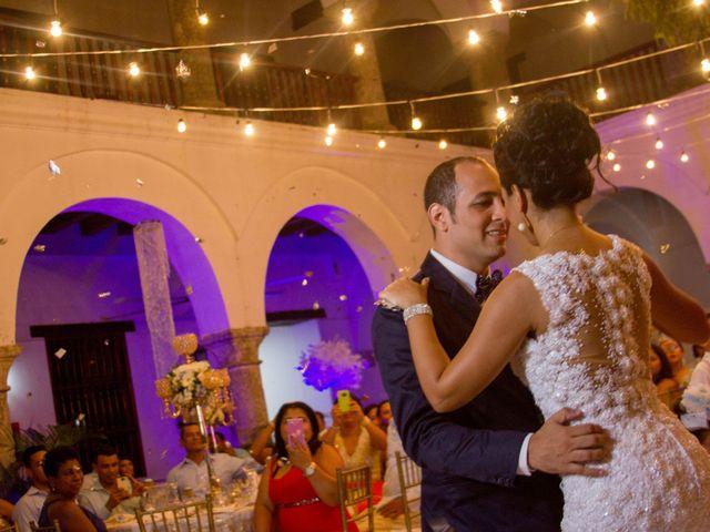 El matrimonio de Álvaro y Laura en Cartagena, Bolívar 34