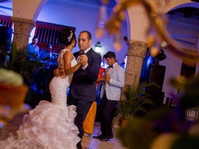 El matrimonio de Álvaro y Laura en Cartagena, Bolívar 36