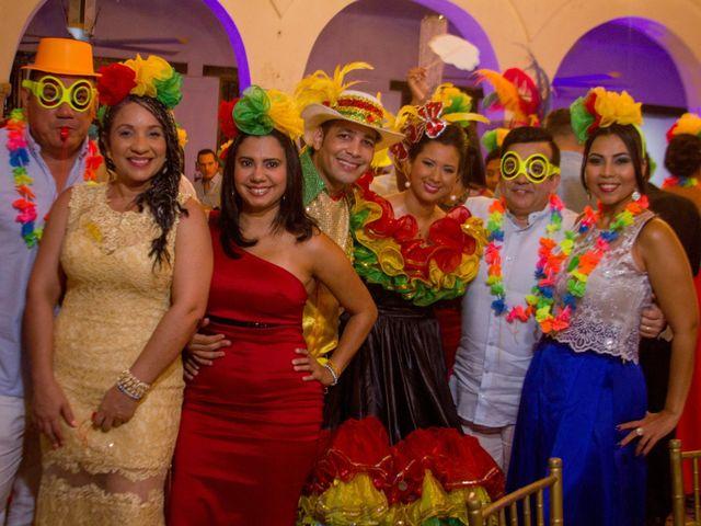 El matrimonio de Álvaro y Laura en Cartagena, Bolívar 41