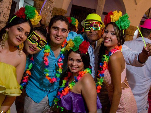 El matrimonio de Álvaro y Laura en Cartagena, Bolívar 44