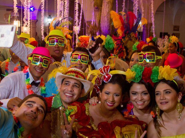 El matrimonio de Álvaro y Laura en Cartagena, Bolívar 45