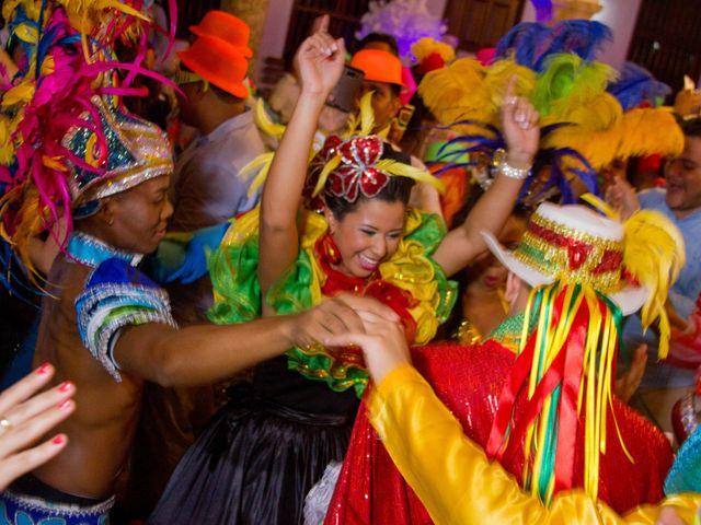 El matrimonio de Álvaro y Laura en Cartagena, Bolívar 46