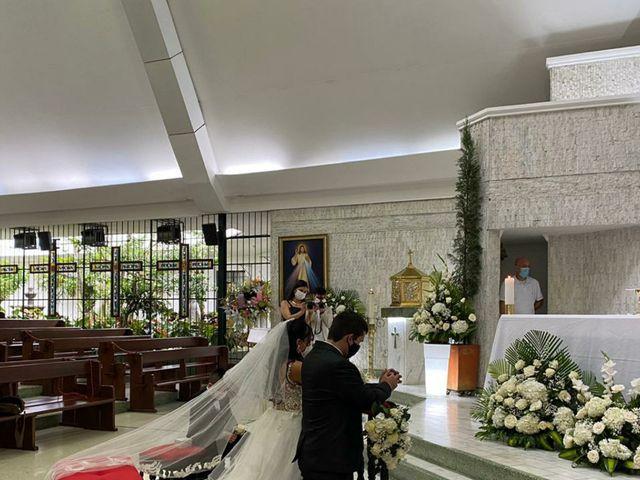 El matrimonio de Jasmín  y Luis  en Cali, Valle del Cauca 1
