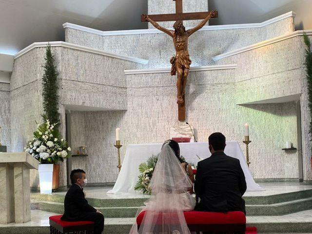 El matrimonio de Jasmín  y Luis  en Cali, Valle del Cauca 2