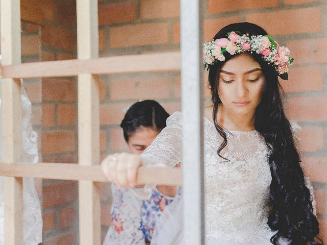 El matrimonio de Lucas y Carolina en Medellín, Antioquia 27