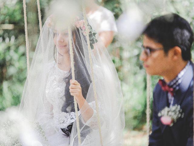 El matrimonio de Lucas y Carolina en Medellín, Antioquia 52