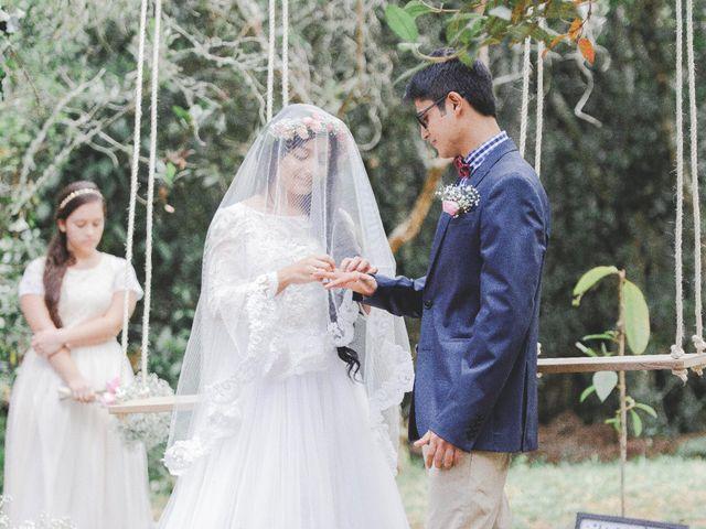 El matrimonio de Lucas y Carolina en Medellín, Antioquia 56