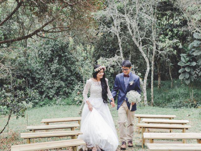 El matrimonio de Lucas y Carolina en Medellín, Antioquia 75