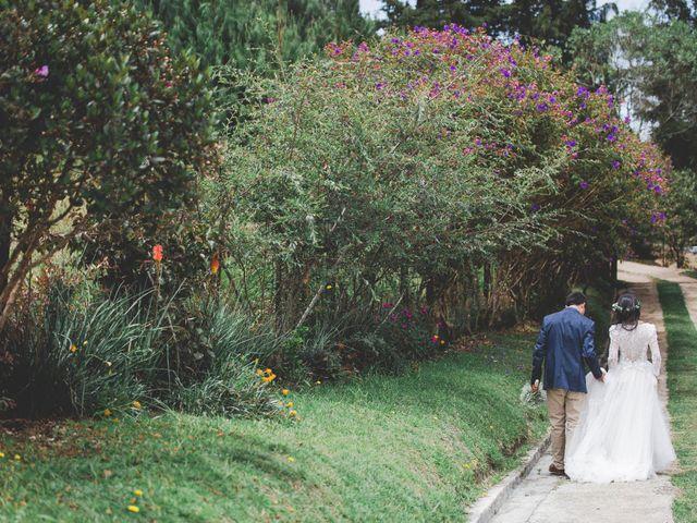 El matrimonio de Lucas y Carolina en Medellín, Antioquia 1