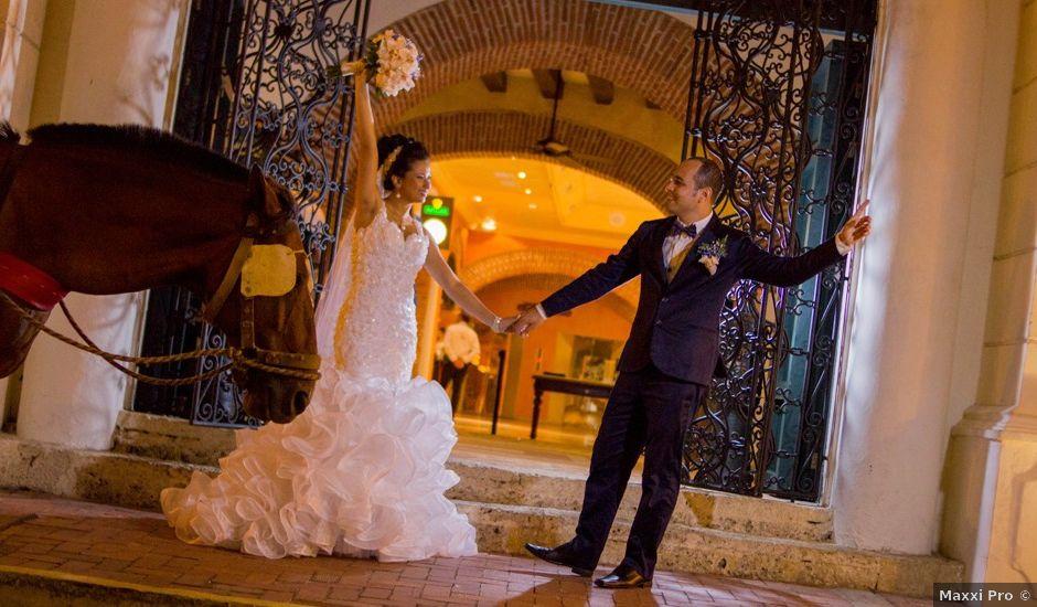 El matrimonio de Álvaro y Laura en Cartagena, Bolívar