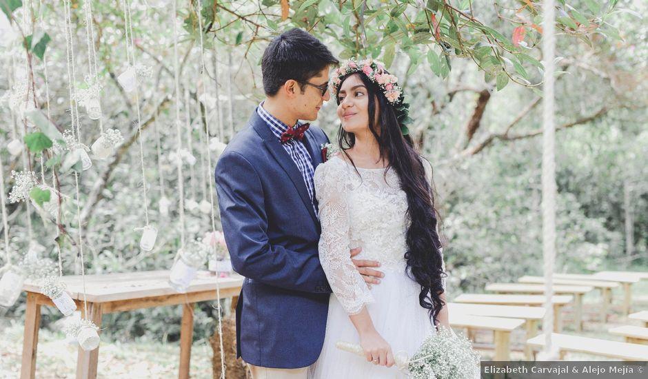 El matrimonio de Lucas y Carolina en Medellín, Antioquia
