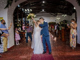 El matrimonio de Nathalia y Jonathan 3