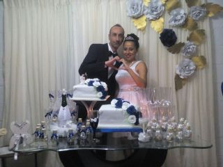 El matrimonio de Yurani  y Nicoló