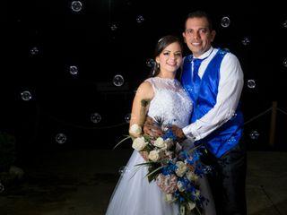 El matrimonio de Yurani y Oscar