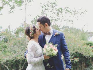 El matrimonio de Ana María y Sebastián