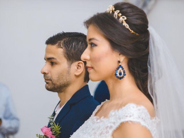 El matrimonio de Andrés y Sindy en Cartagena, Bolívar 9