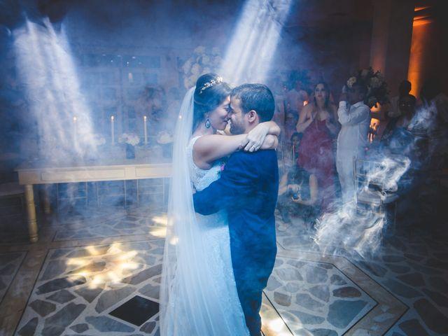 El matrimonio de Sindy y Andrés