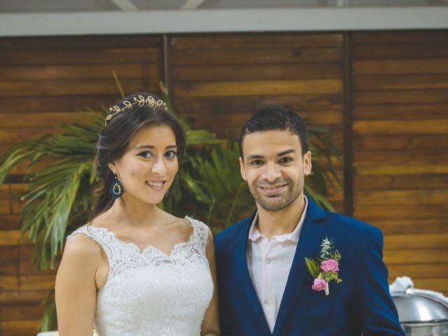 El matrimonio de Andrés y Sindy en Cartagena, Bolívar 15