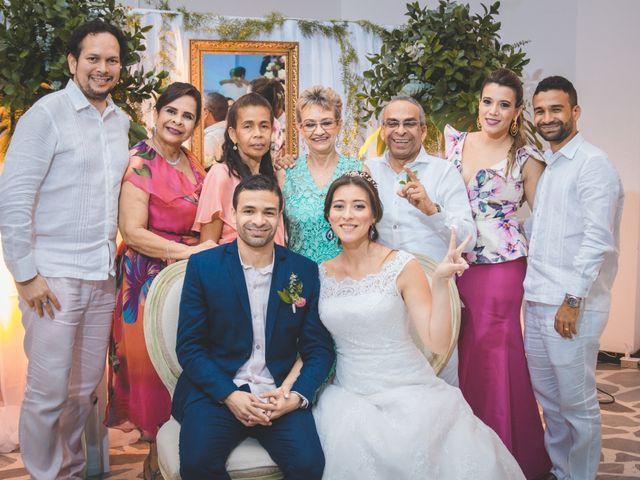 El matrimonio de Andrés y Sindy en Cartagena, Bolívar 16
