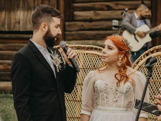 El matrimonio de Valeria y Victor