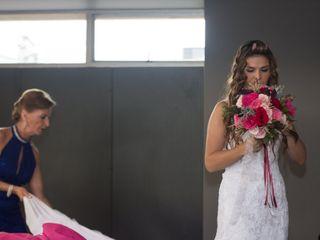 El matrimonio de Manuela y Santiago 3