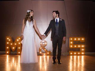 El matrimonio de Manuela y Santiago