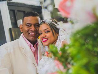 El matrimonio de Ledis y Carlos