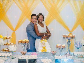El matrimonio de Carmelo y Sandy