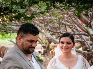 El matrimonio de Gloricet y Marlon 3