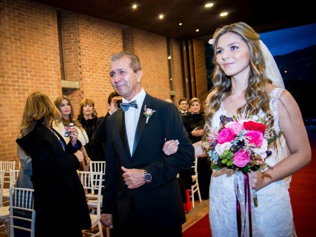 El matrimonio de Santiago y Manuela en Bogotá, Bogotá DC 42