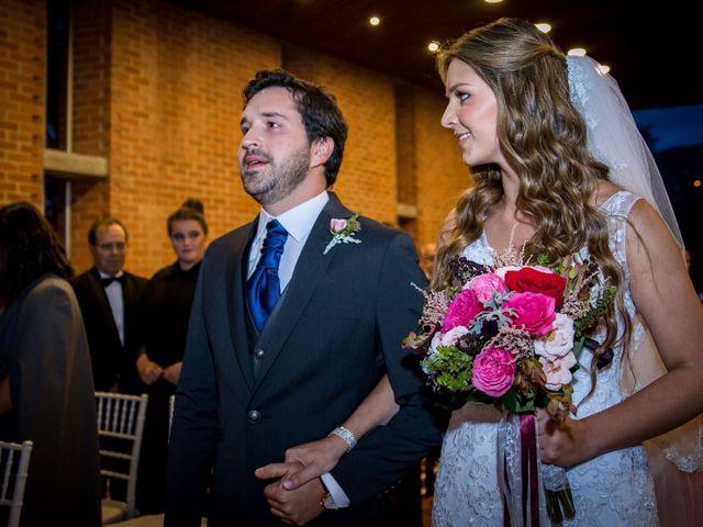 El matrimonio de Santiago y Manuela en Bogotá, Bogotá DC 48