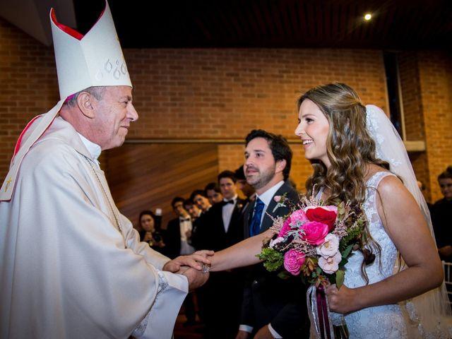 El matrimonio de Santiago y Manuela en Bogotá, Bogotá DC 49