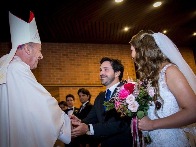 El matrimonio de Santiago y Manuela en Bogotá, Bogotá DC 50