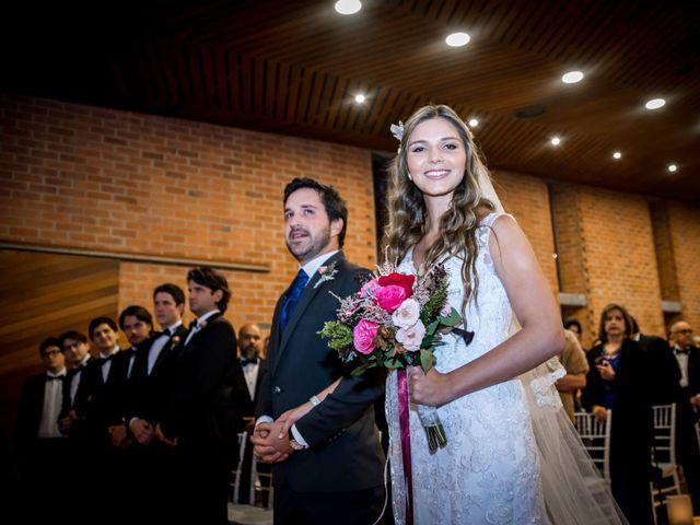 El matrimonio de Santiago y Manuela en Bogotá, Bogotá DC 55