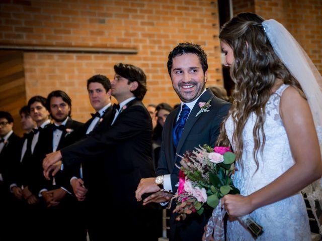 El matrimonio de Santiago y Manuela en Bogotá, Bogotá DC 56