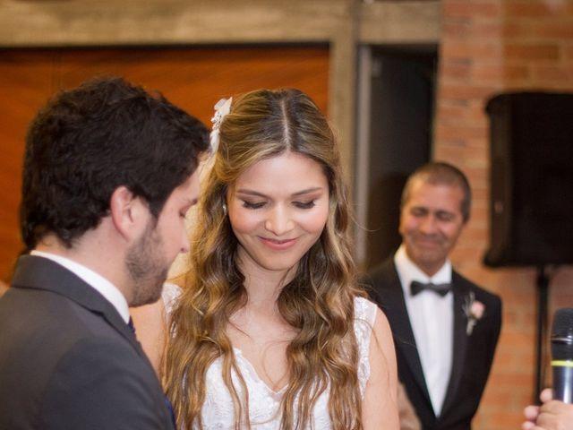 El matrimonio de Santiago y Manuela en Bogotá, Bogotá DC 60
