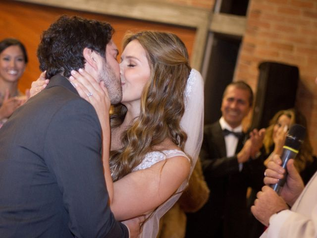 El matrimonio de Santiago y Manuela en Bogotá, Bogotá DC 61