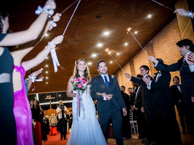 El matrimonio de Santiago y Manuela en Bogotá, Bogotá DC 1