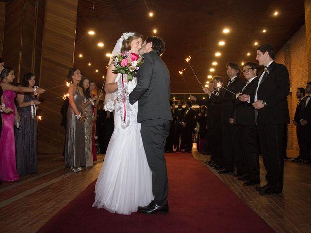 El matrimonio de Santiago y Manuela en Bogotá, Bogotá DC 64