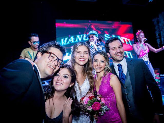 El matrimonio de Santiago y Manuela en Bogotá, Bogotá DC 154