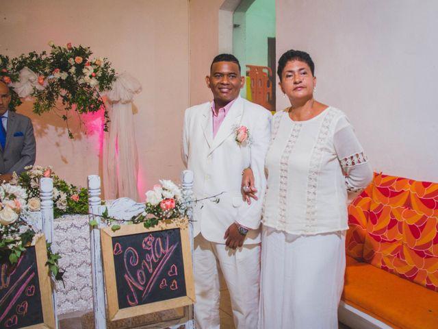 El matrimonio de Carlos y Ledis en Cartagena, Bolívar 26
