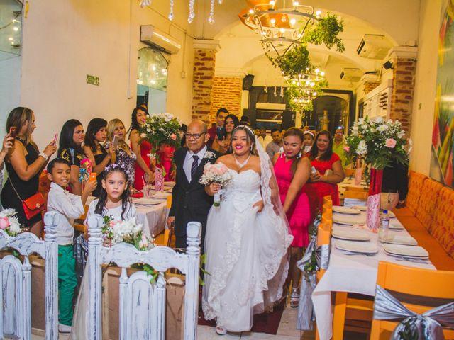 El matrimonio de Carlos y Ledis en Cartagena, Bolívar 27